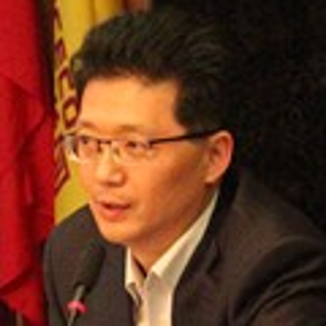 Ming Lu (Vice President of CCPIT Academy)